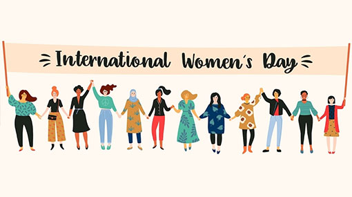International Women's Day - 8th March 2021